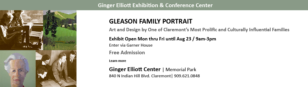 Gleason Family Portrait Exhibition