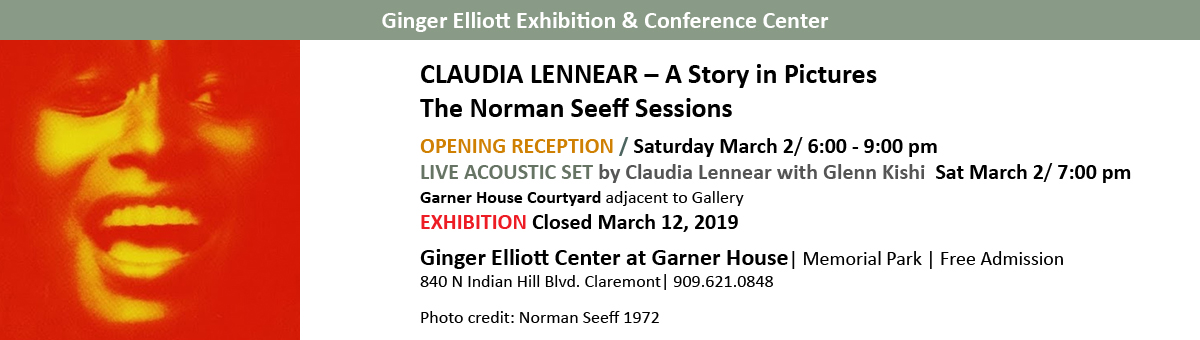 Claudia Lennear Photo Exhibition Norman Seeff Photo Sessions